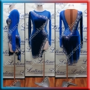 LATIN SALSA COMPETITION DRESS LDW (LT1004)
