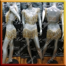 LATIN SALSA COMPETITION DRESS LDW (VL507)