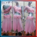 LATIN SALSA COMPETITION DRESS LDW (VL396A)
