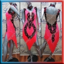 LATIN SALSA COMPETITION DRESS LDW (VL499A)