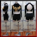 LATIN SALSA COMPETITION COSTUME LDW (LT1008)