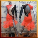 LATIN SALSA COMPETITION DRESS LDW (LT1009)