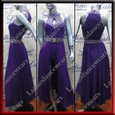 LATIN SALSA COMPETITION DRESS LDW (VL510)