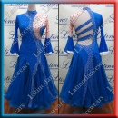 BALLROOM COMPETITION DRESS LDW (ST292)