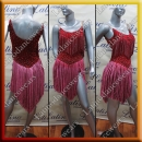 LATIN SALSA COMPETITION DRESS LDW (LT868A)