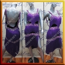 LATIN SALSA COMPETITION DRESS LDW (AL32)