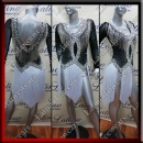 LATIN SALSA COMPETITION DRESS LDW (AL34)