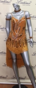 LATIN SALSA COMPETITION DRESS LDW (LS21) only on sale on latinodancewears.com