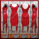 LATIN SALSA COMPETITION DRESS LDW (LT1017)