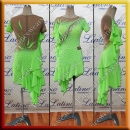 LATIN SALSA COMPETITION DRESS LDW (LT1021)