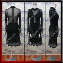 LATIN SALSA COMPETITION DRESS LDW (LT1023)