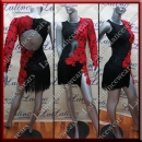 LATIN SALSA COMPETITION DRESS LDW (LT954A)