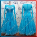 BALLROOM COMPETITION DRESS LDW (ST238B)