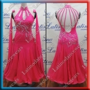 BALLROOM COMPETITION DRESS LDW (ST295)