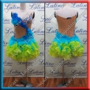 LATIN SALSA COMPETITION DRESS LDW (LS313)