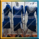 LATIN SALSA COMPETITION DRESS LDW (LS314)