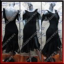 LATIN SALSA COMPETITION DRESS LDW (LT1025)