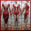 LATIN SALSA COMPETITION DRESS LDW (LT1026)