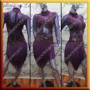 LATIN SALSA COMPETITION DRESS LDW (LT881B)