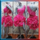 LATIN SALSA COMPETITION DRESS LDW (LT972A)