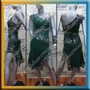 LATIN SALSA COMPETITION DRESS LDW (VL398A)