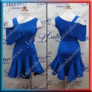 JUNIOR LATIN SALSA COMPETITION DRESS LDW (LK16)