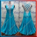 BALLROOM COMPETITION DRESS LDW (ST296)