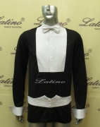 MEN\'S BALLROOM SHIRT LDW (B93) only on sale on latinodancewears.com