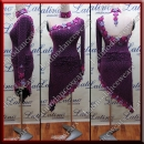 LATIN SALSA COMPETITION DRESS LDW (LS235D)