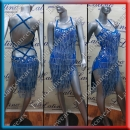 LATIN SALSA COMPETITION DRESS LDW (LT945c)