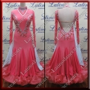 BALLROOM COMPETITION DRESS LDW (SS65A)