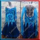 BALLROOM COMPETITION DRESS LDW (SS74A)