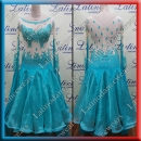 BALLROOM COMPETITION DRESS LDW (ST287B)