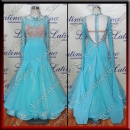 BALLROOM COMPETITION DRESS LDW (ST297)
