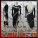 LATIN SALSA COMPETITION DRESS LDW (LT1041)