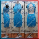 LATIN SALSA COMPETITION DRESS LDW (LT1045)