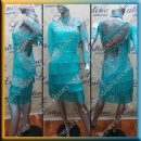 LATIN SALSA COMPETITION DRESS LDW (LT1046)