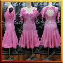 LATIN SALSA COMPETITION DRESS LDW (LT1047)