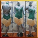 LATIN SALSA COMPETITION DRESS LDW (LS293A)