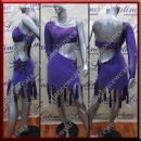 LATIN SALSA COMPETITION DRESS LDW (LS305A)