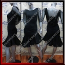 LATIN SALSA COMPETITION DRESS LDW (LT1048)