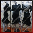 LATIN SALSA COMPETITION DRESS LDW (LT1049)