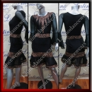 LATIN SALSA COMPETITION DRESS LDW (LT1050)