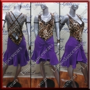 LATIN SALSA COMPETITION DRESS LDW (LS317)