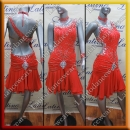 LATIN SALSA COMPETITION DRESS LDW (VL513)