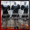 LATIN SALSA COMPETITION DRESS LDW (LT1052)