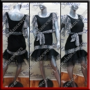 LATIN SALSA COMPETITION DRESS LDW (LT1053)