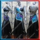 LATIN SALSA COMPETITION DRESS LDW (LT1054)