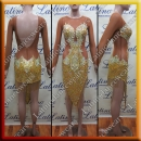 LATIN SALSA COMPETITION DRESS LDW (LT1058)
