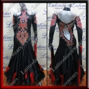 BALLROOM COMPETITION DRESS LDW (SS87)